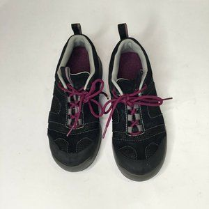Chaco Womens Vade Bulloo Dark Shadow Black Hiking